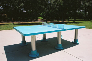 Could 'twiddling' boost your table tennis game?