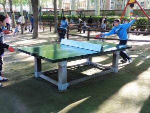 Celebrations cost Chinese table tennis champion his entire winnings