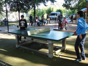 Junior Table Tennis Championships Take Place in China