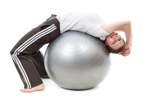 Our top 6 affordable fitness gifts for Christmas - Swiss Ball
