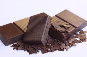 Chocolate may actually be healthy for you, but only if you also stay fit