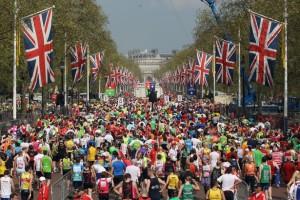 London Marathon 2016 - fitness training