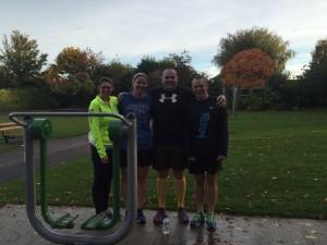 London Marathon Training Series, Month #3: Training Starts in Earnest