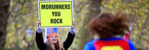 London Marathon Training Series, Month #5: Run Rudolph Run