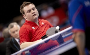 GB Para Table Tennis Team gets its second #1 ranked player