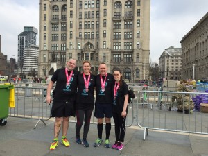London Marathon Training Series, Month #8: 24th April and beyond…