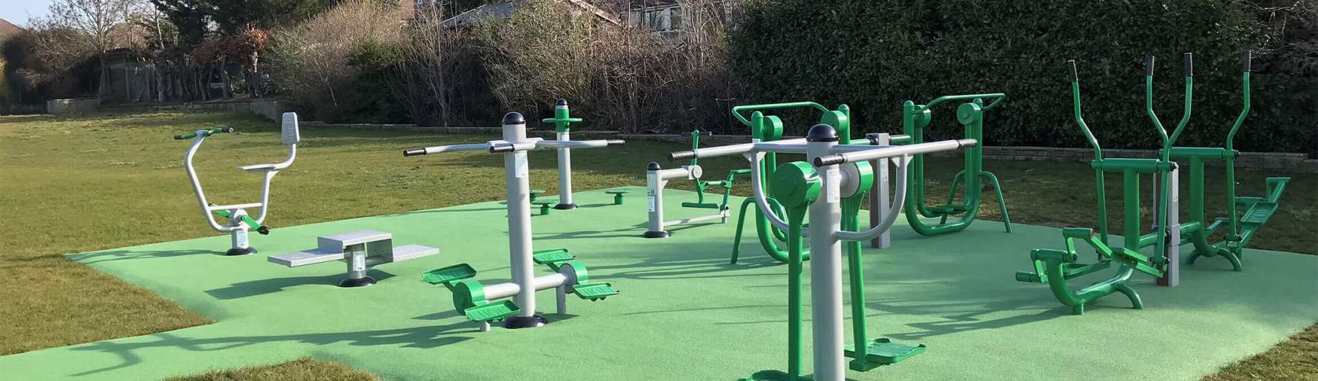 Outdoor Gym Equipment Leading Uk Supplier Certified To