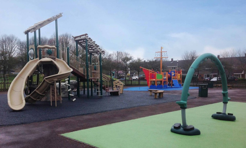 Raf Marham Skate Park And Playground Caloo Ltd