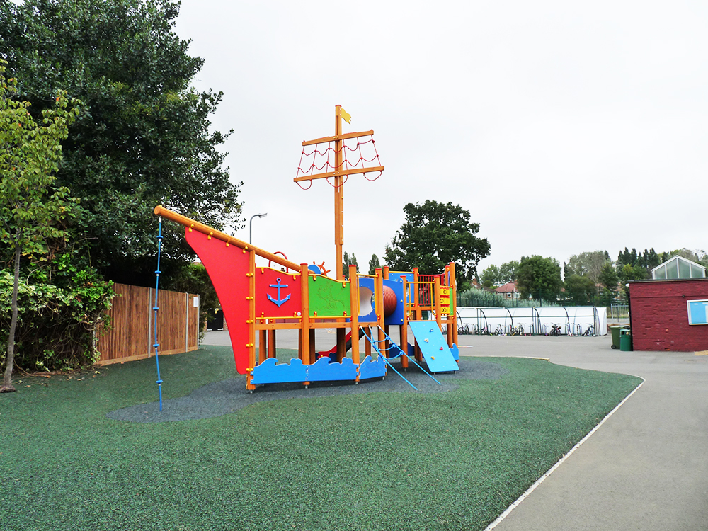Selborne Primary School Play Area And Play Marking