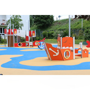 Ocean Themed Playground