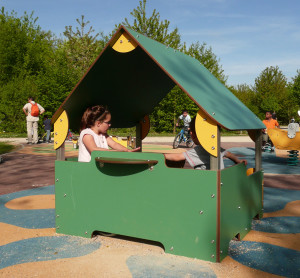 Playground Playhouse