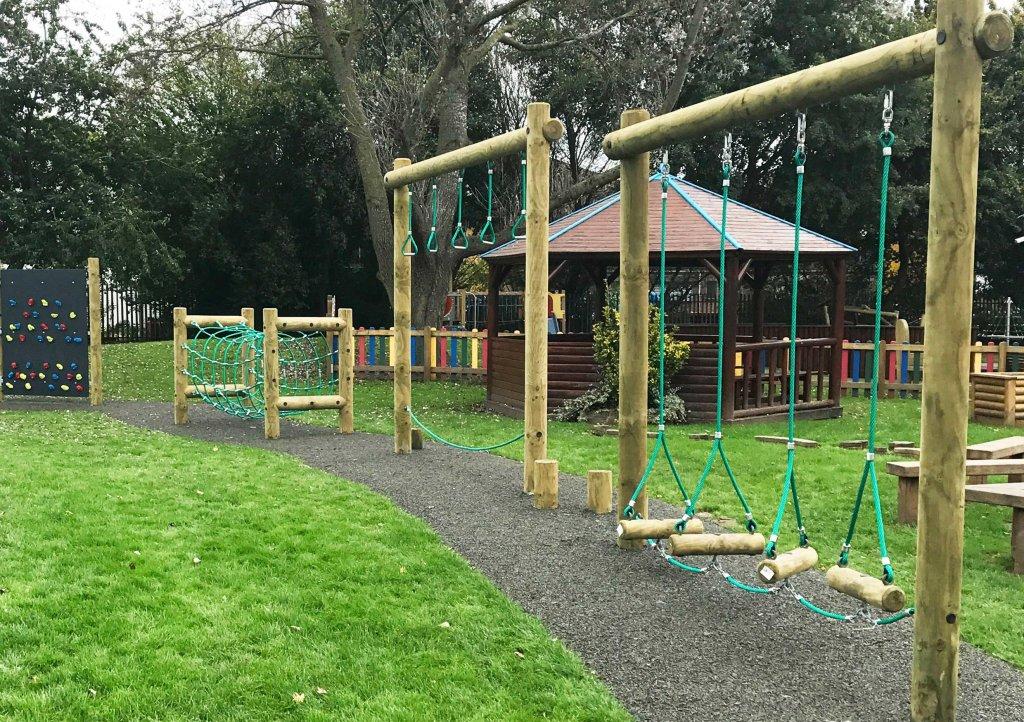 Stanton Bridge Primary School Playground Caloo Ltd