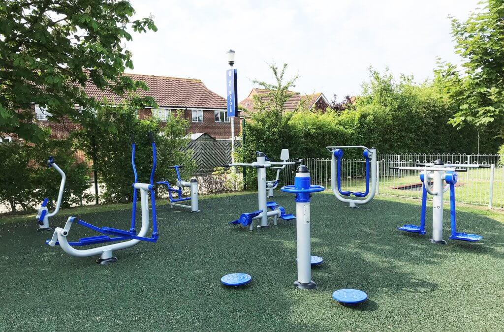 Pioneer Special Needs School Gym And Play Caloo Ltd