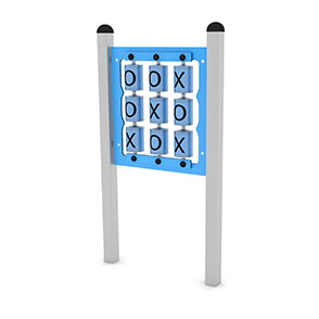 Noughts And Crosses Play Panel Caloo Ltd